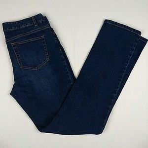 J. Jill Authentic Fit Slim Jeans Size 4